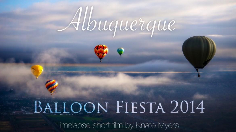 Les montgolfières remplissent le ciel d' Albuquerque (Etats-Unis)