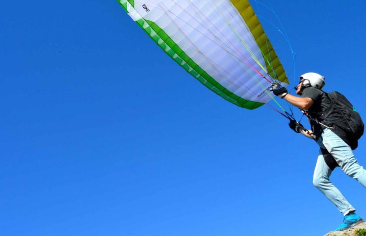 LEVEL WINGS Flame, parapente ou voile speed, à vous de choisir