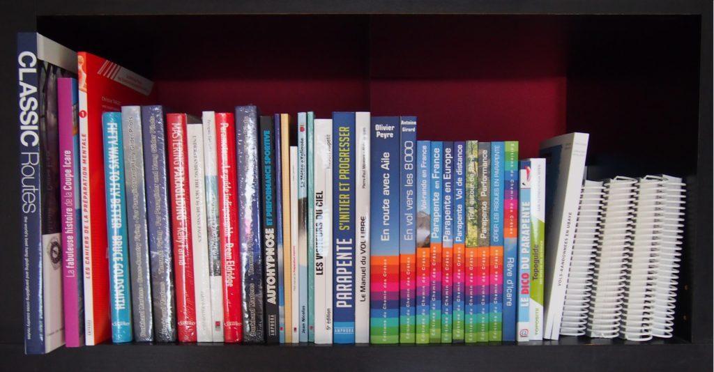 Où trouver tous les livres parapente ? Chez ROCK THE OUTDOOR !