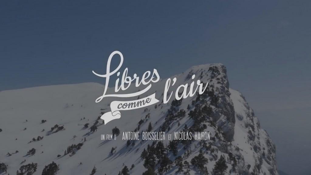 La version courte « Libres comme l'air » avant diffusion sur France Télévision