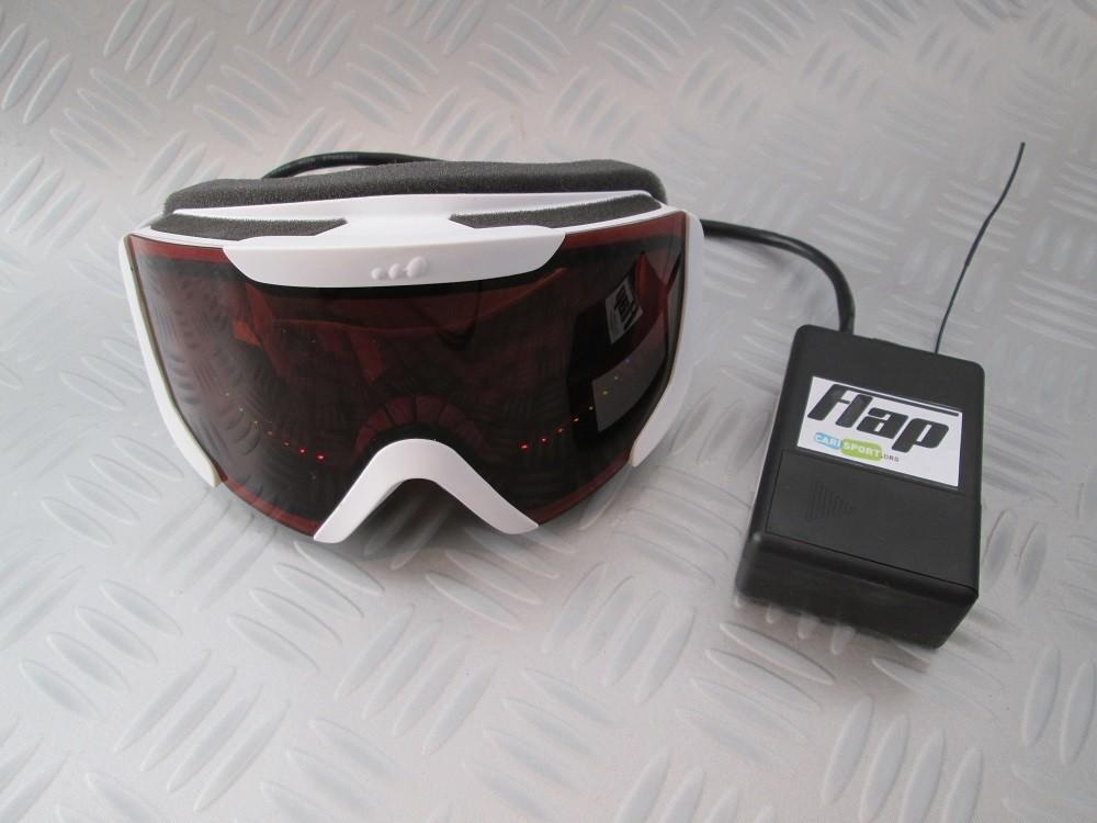 FLAP, des lunettes de guidage pour élèves pilotes sourds