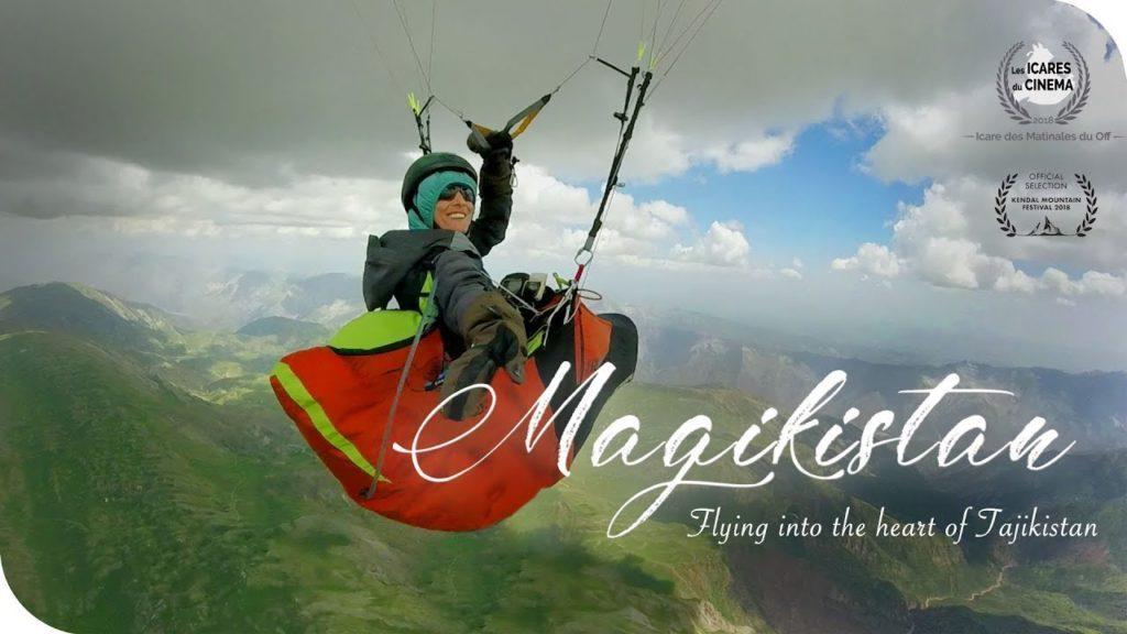 « Magikistan », le voyage parapente au Tadjikistan de Christina et Alain