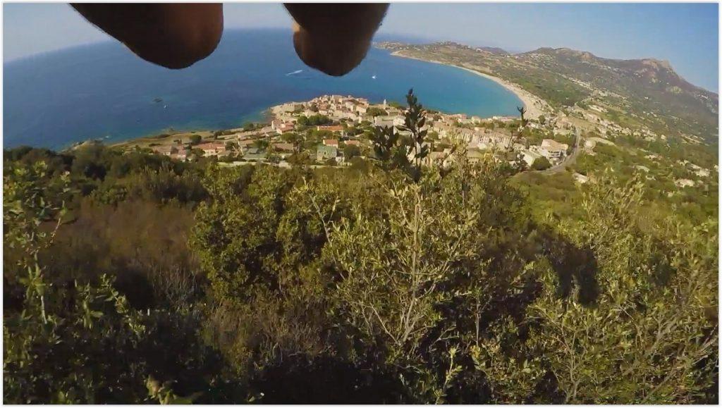 Hike&fly sur plusieurs sites du Nord de la Corse avec Maxime