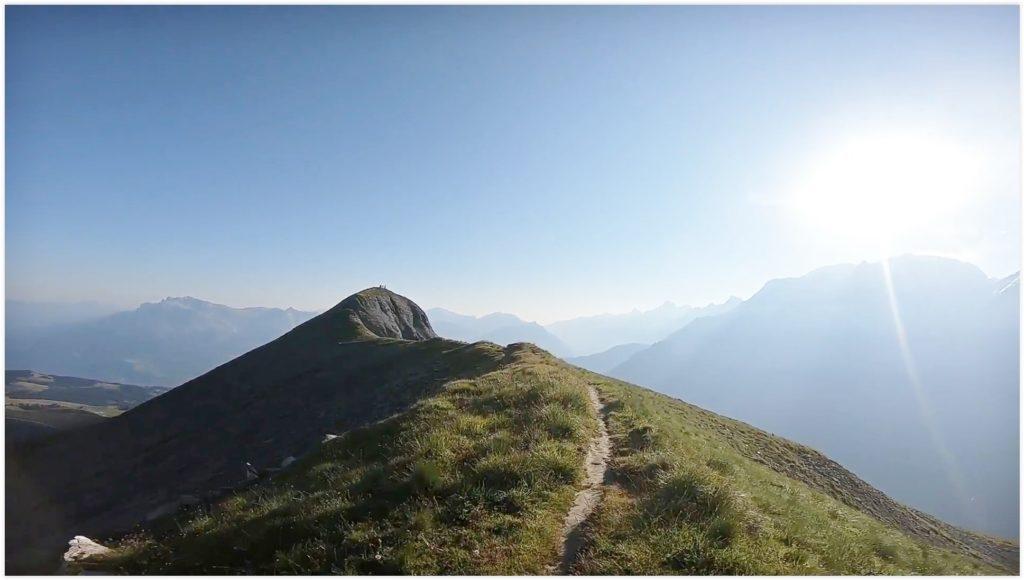Run & fly au sommet de Mont Joly par Mickaël (2525 m)