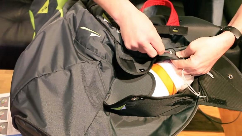 Tuto-conseil : montage du parachute de secours parapente