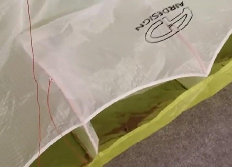 Nettoyage parapente : comment retirer impuretés ou sable dans la voile ?