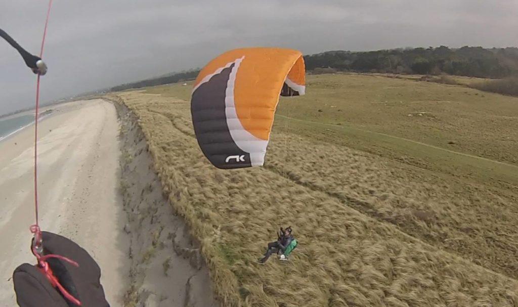 Tests de voiles dans le vent fort : la NIVIUK Roller 18 m²