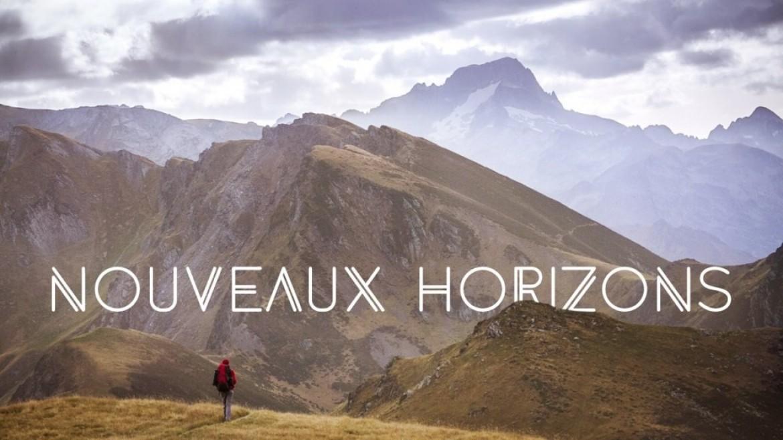 Nouveaux horizons, une vidéo sur les Pyrénées de toute beauté