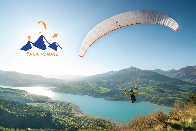 PARA-X-BASE, du Mont Blanc à Monaco en parapente et wing-suit