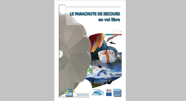 """""""Le parachute de secours en vol libre"""", la bible de P-P Menegoz (gratuit) !"""