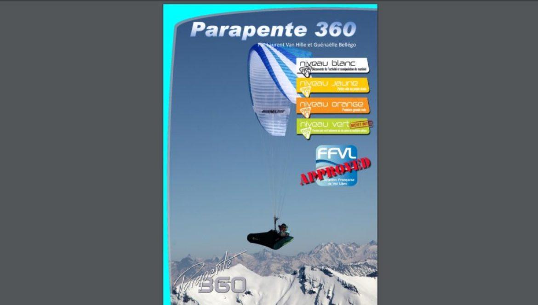 Parapente360, premier manuel parapente entièrement gratuit