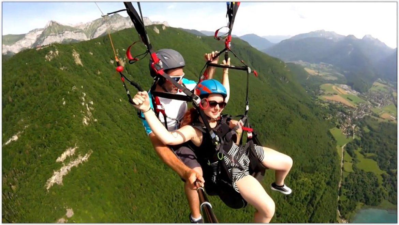 Quand le vol libre devient une activité découverte pour jeunes en difficultés