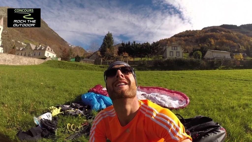 Rando vol au Lenquo de Capo avec Julien Hamard (Pyrénées)