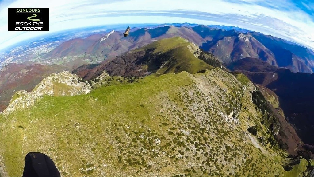 Vol rando au Signal de Bassia avec Léonard (Hautes Pyrénées)
