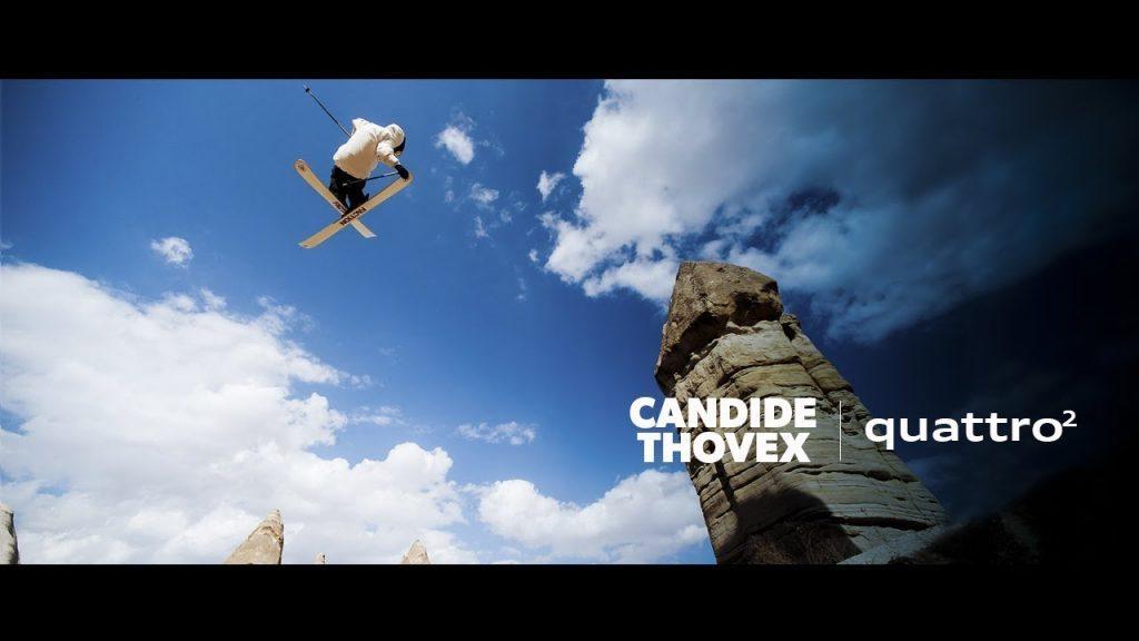 Réchauffement planète : quand il n'y aura plus de neige, Candide skiera toujours