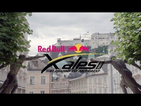 Redbull X-Alps 2017, le film des temps forts en version française