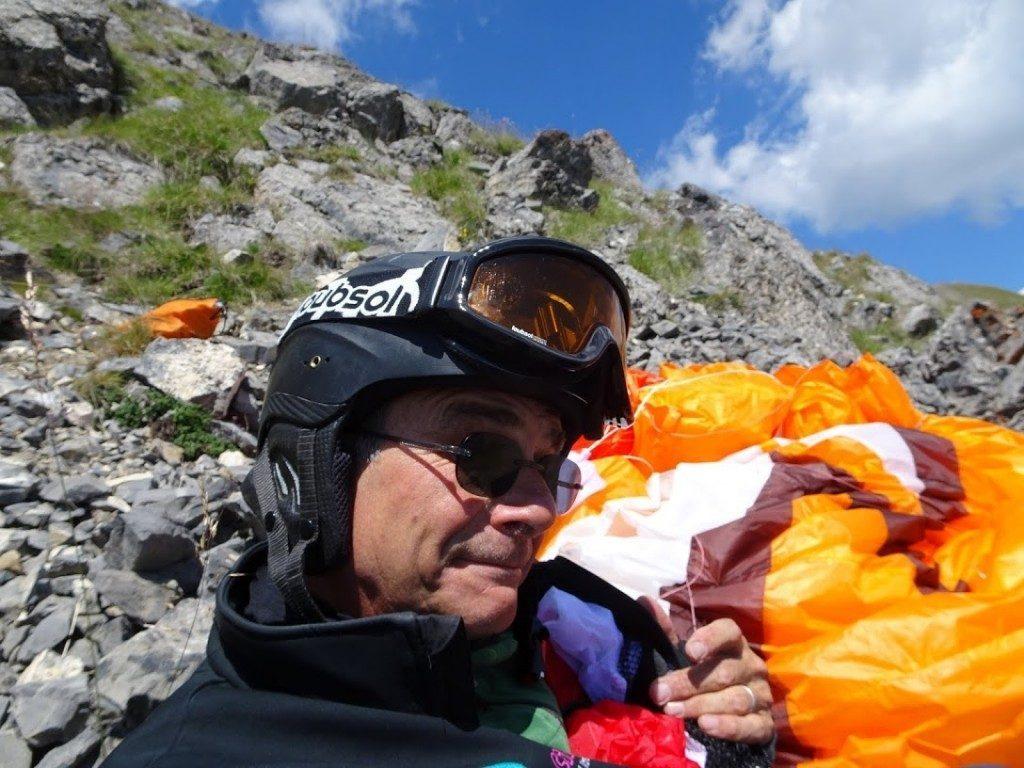 Retour sur l'accident de Roland Wacogne au Pic de Morgon