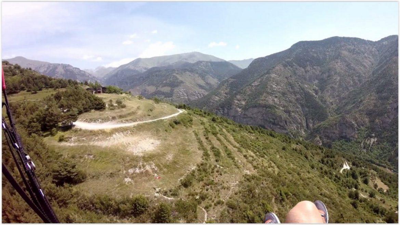 Les sites parapente de Tende présentés par Paul Larvi (Alpes Maritimes)