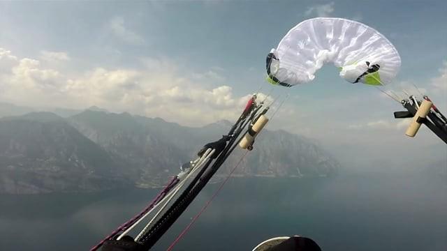 SKYWALK Poison X-Alps, tests hors domaine de vol