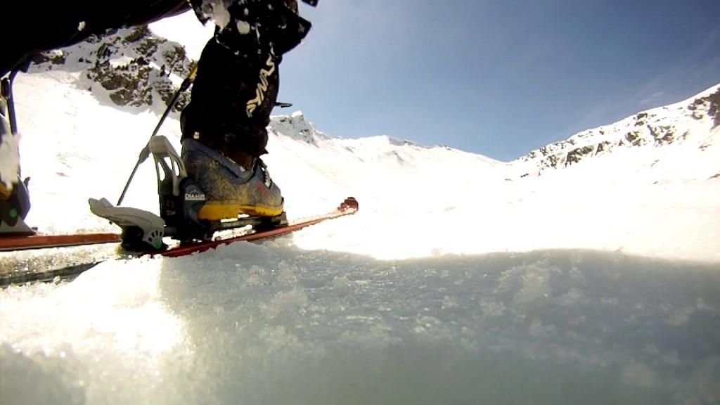 Speed riding dans les Pyrénées avec Laurent Soleil