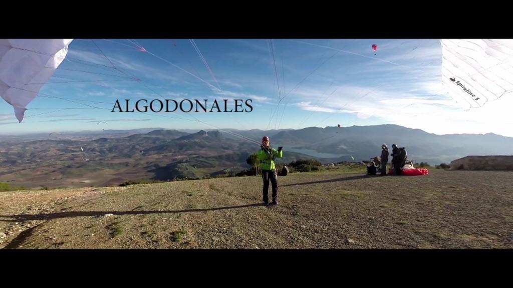 Stage parapente en Andalousie avec Annecy Mini Voiles