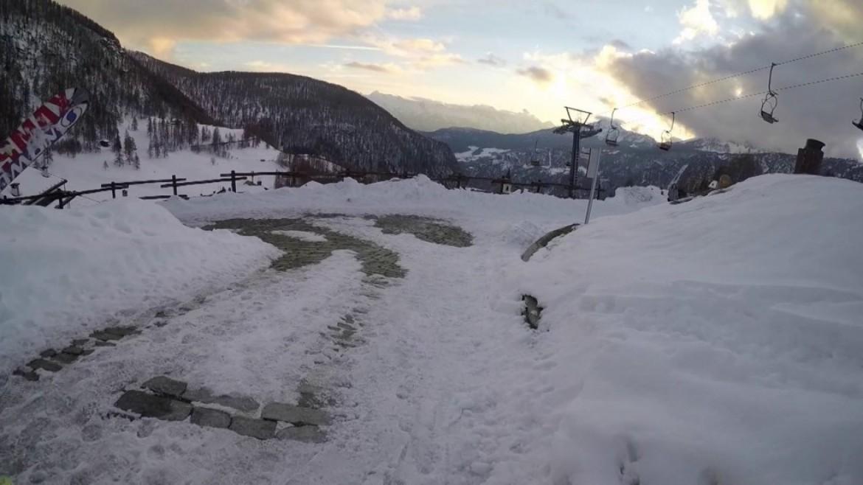 Stage Vol et Ski à Chamois avec Libre Envol (Italie)