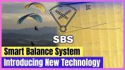 DaVinci invente le SBS pour donner plus de stabilité au parapente