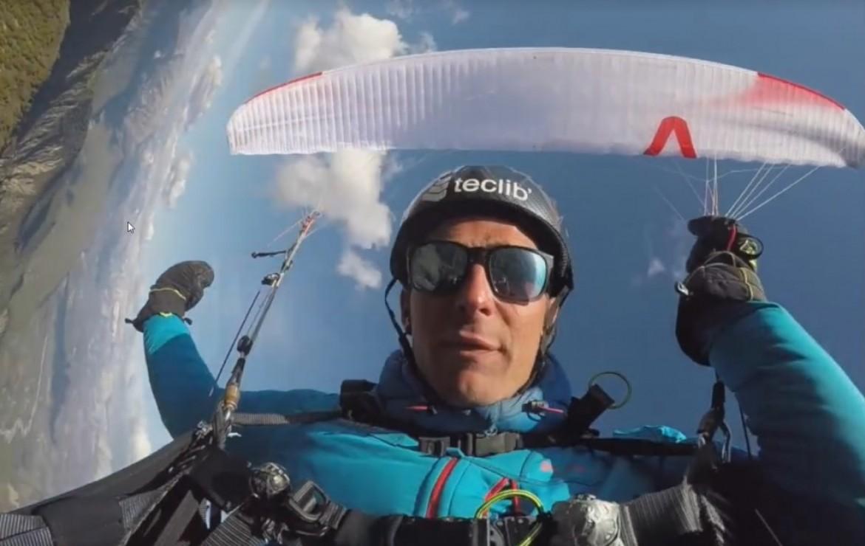 L'aile de course SKYWALK X-Alps2 testée par François Ragolski