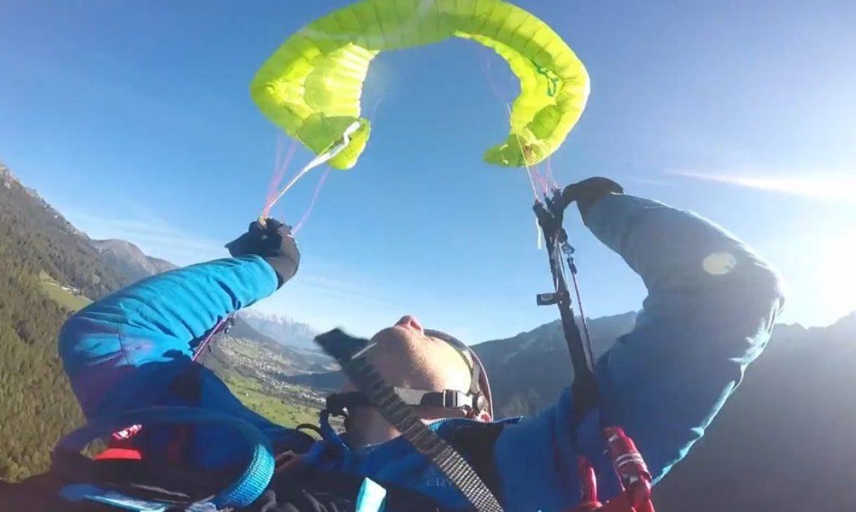 Vidéo de tests de la voile LITTLE CLOUD Gracchio