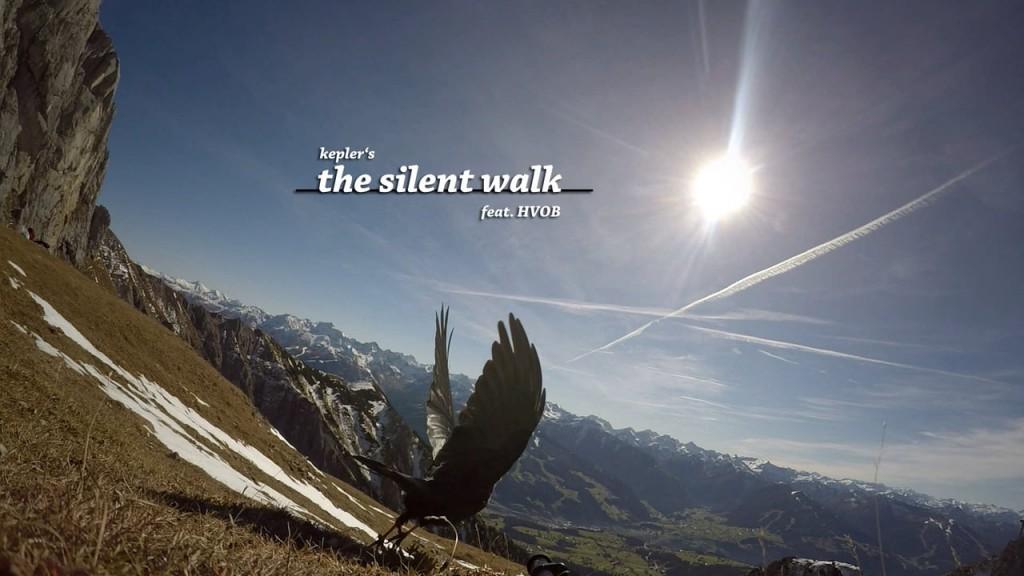 « The silent walk », ballade aérienne en Haute Autriche