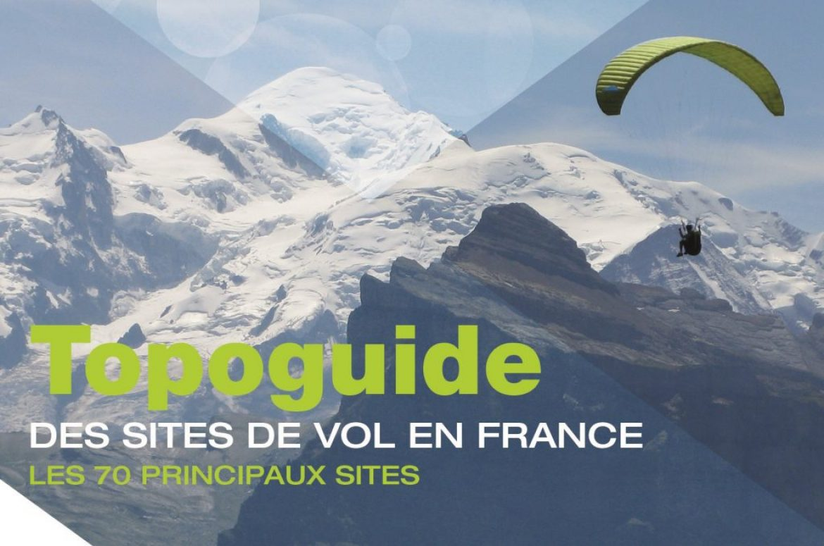 Toposite des 70 principaux sites de vol libre en France