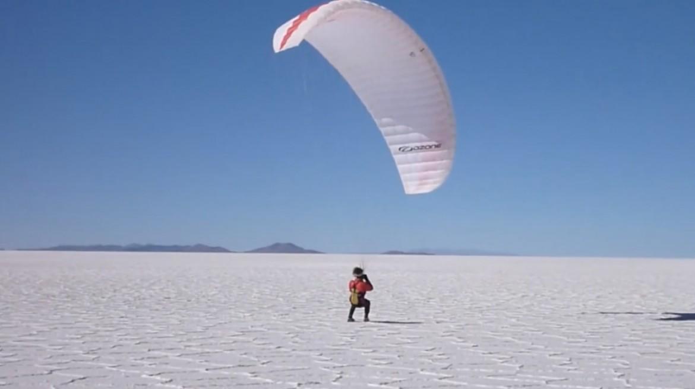 """""""En route avec aile"""" – Olivier, rentré de son tour du monde"""