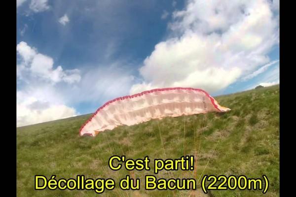 Traversée des Pyrénées des 2 frères VENE en hike & fly