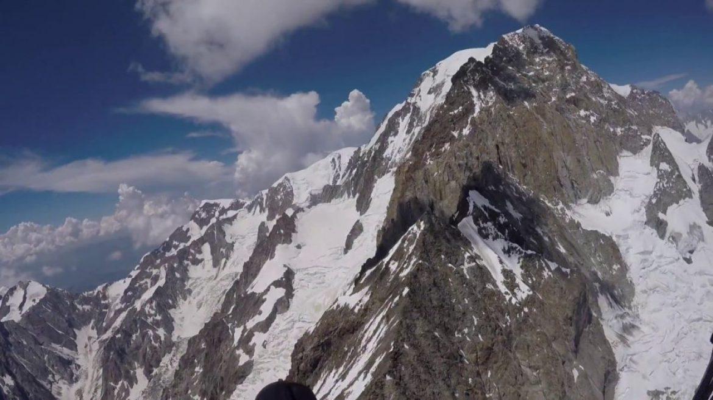 Tuto sur le tour du Mont Blanc en parapente par Stéphane Boulenger