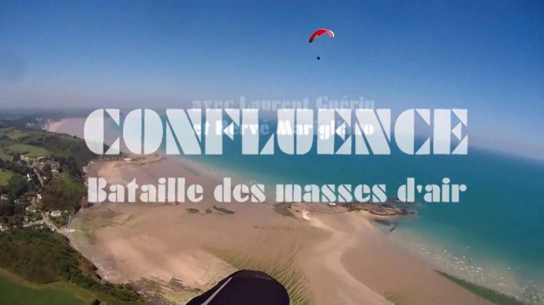 Vol confluence en bord de mer dans les Côtes d'Armor