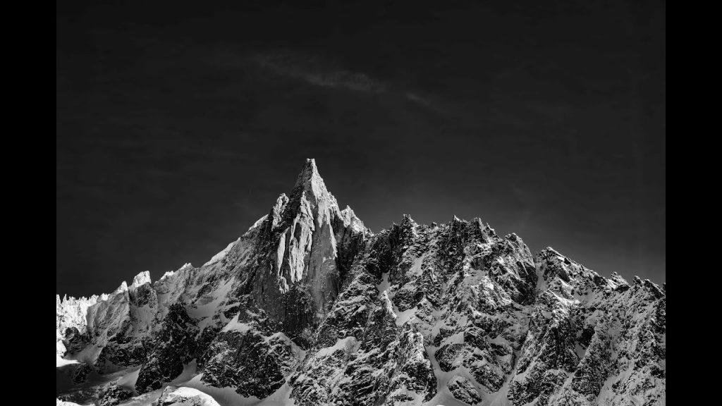 Vol parapente à l'Aiguille du Midi (Chamonix )