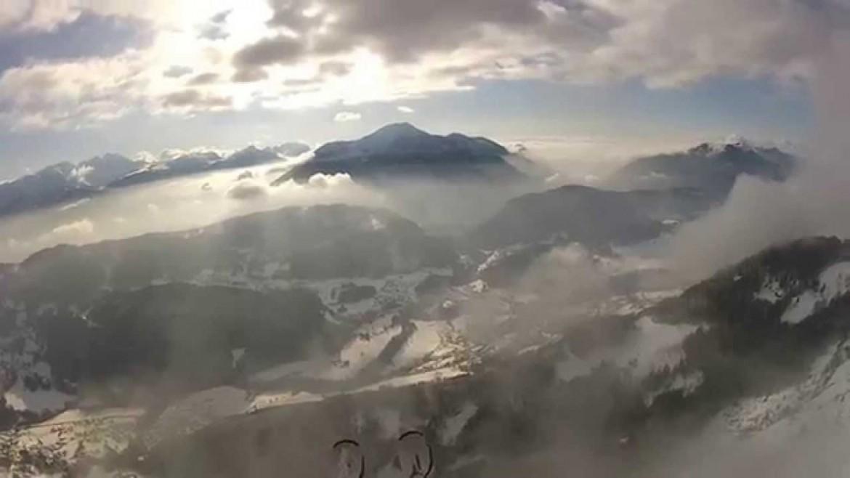 Mieussy parapente : vol et ski