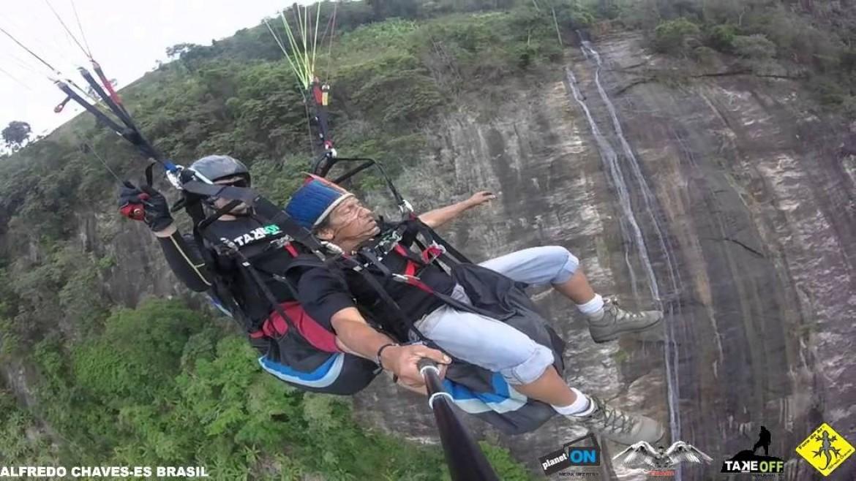 Voler comme un aigle, le rêve réalisé d'un indien Yanomami