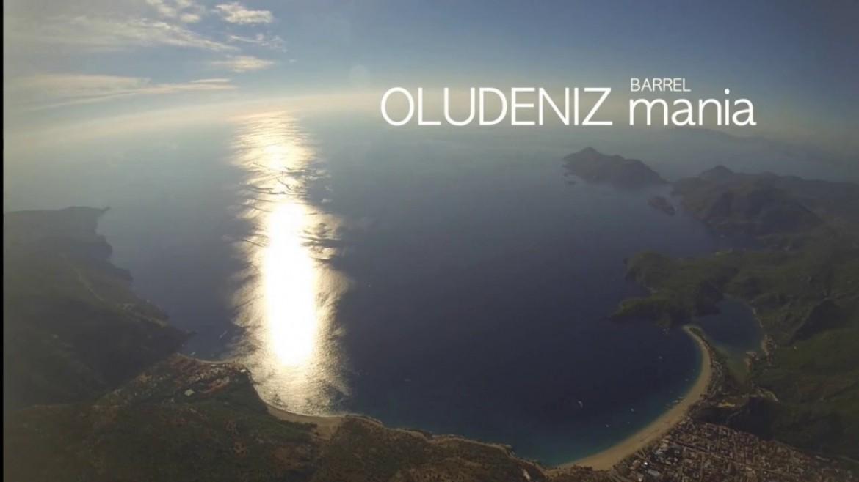 Voler sur le site parapente Oludeniz en Turquie