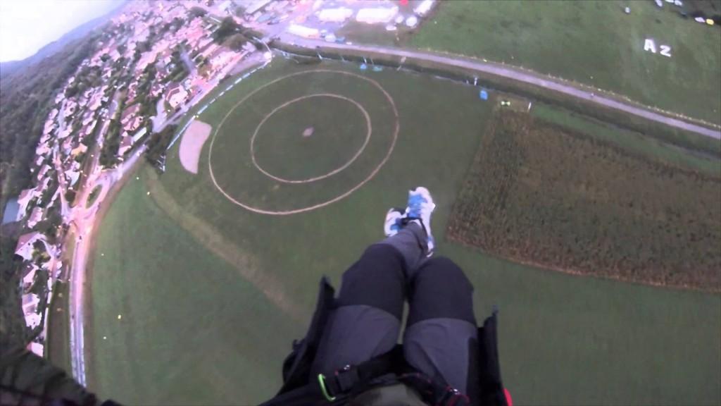 Vols d'ailes Flying Planet 2015 lors de la Coupe Icare