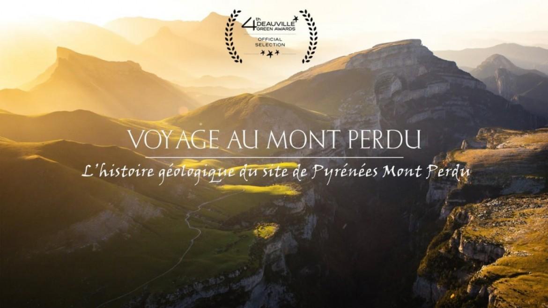 """""""Voyage au Mont Perdu"""", découverte géologique d'une région des Pyrénées"""