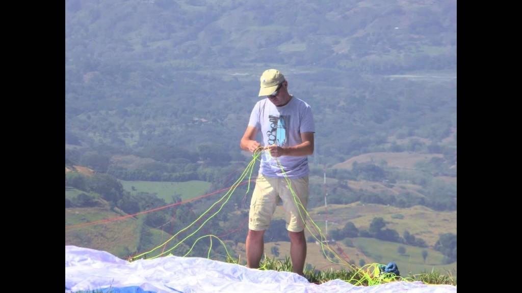 Voyage parapente itinérant en Colombie avec Romaint Brémont