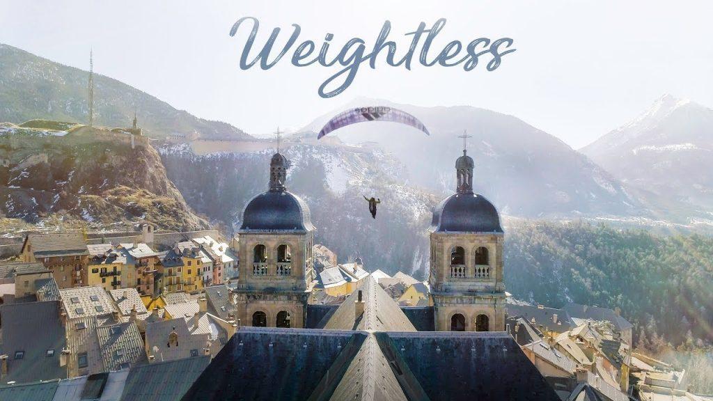 « Weightless », Jean Baptiste Chandelier est de retour !