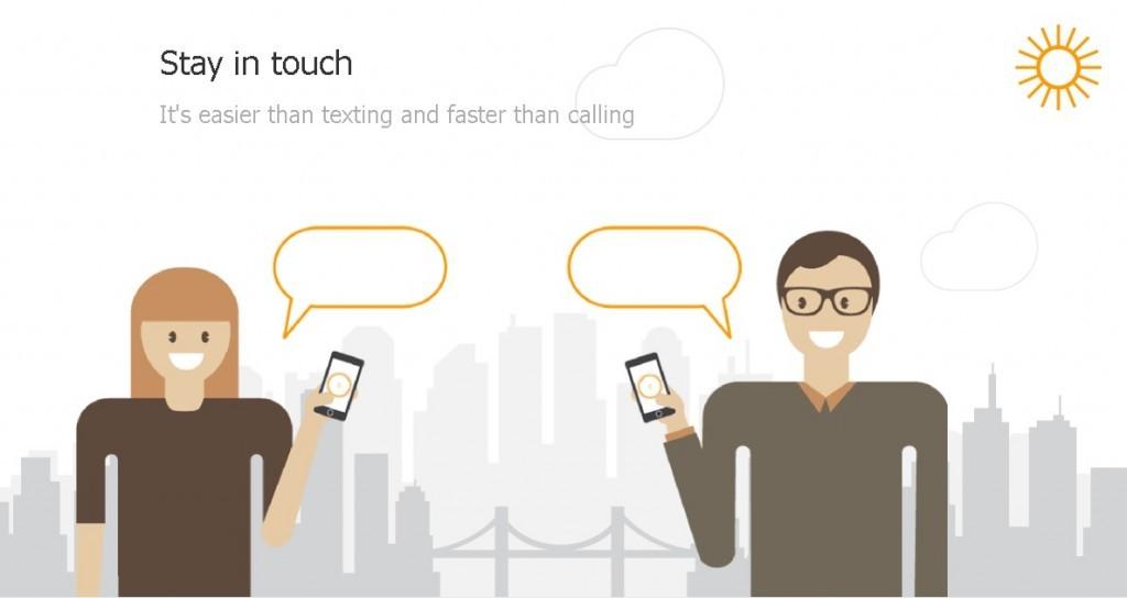L'app ZELLO, le Talky-Walky online du smartphone pour le vol?