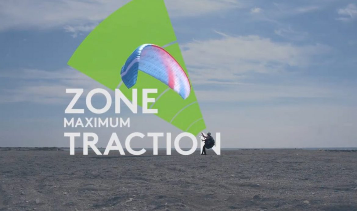 Exercices de gonflage : piloter dans la zone de traction maximum